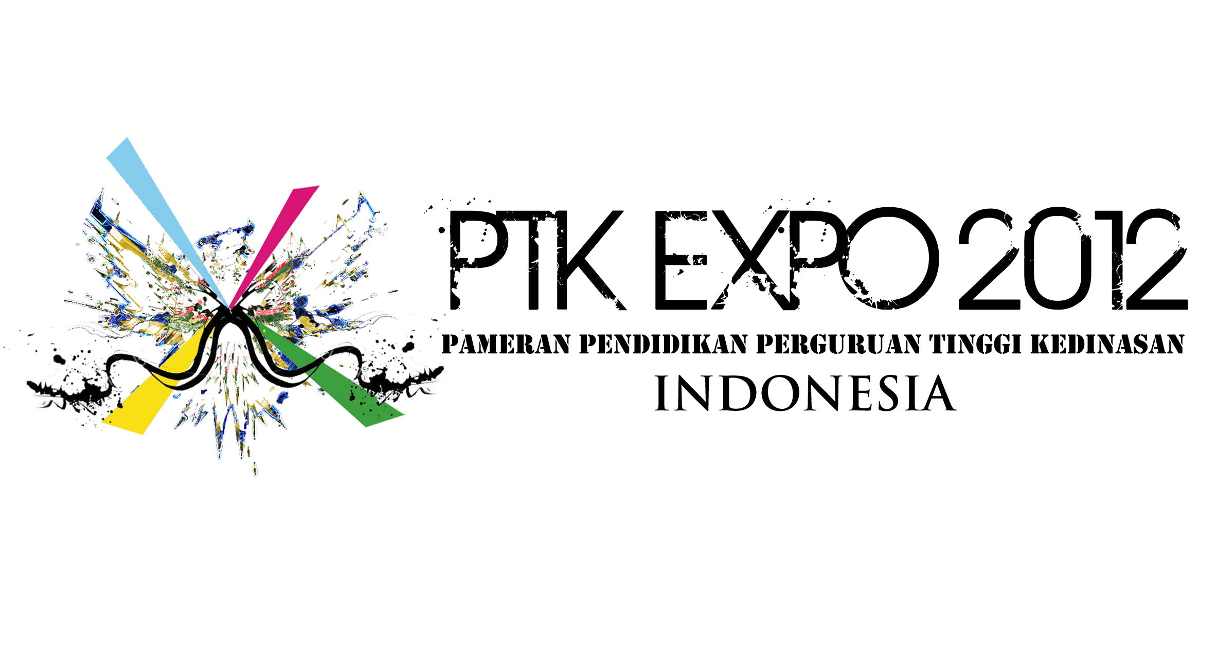 logo ptk expo 2012 pameran perguruan tinggi kedinasan indonesia angin sindoro. Black Bedroom Furniture Sets. Home Design Ideas