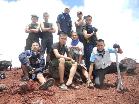 Puncak Mt Slamet